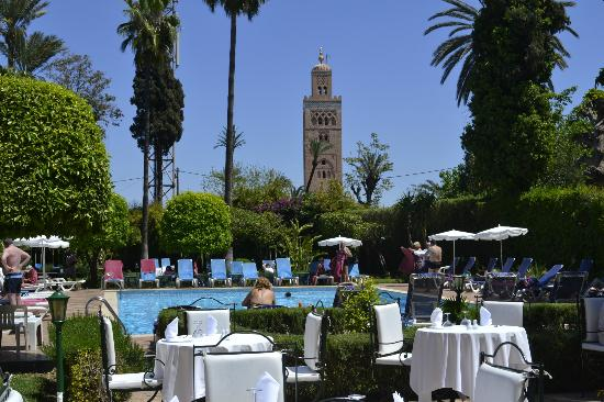 Hotel Chems En Marrakech