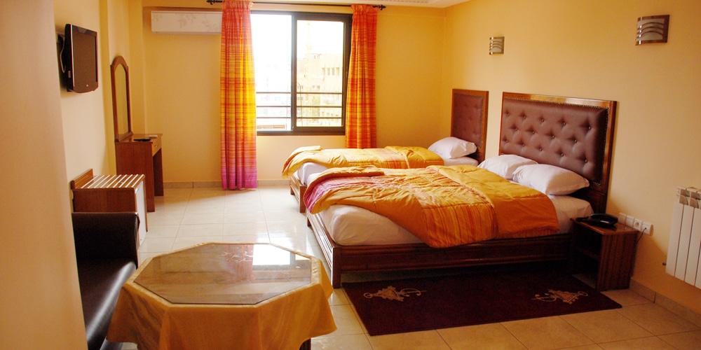 Hotel Gomassine En Marrakech