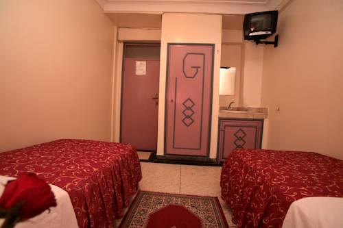 Hotel Ichbilia en Marrakech
