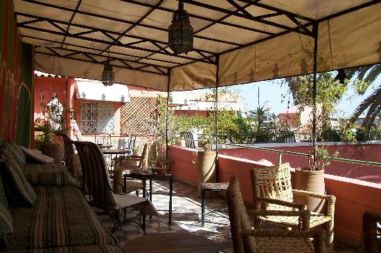 Hotel Le Gallia en Marrakech