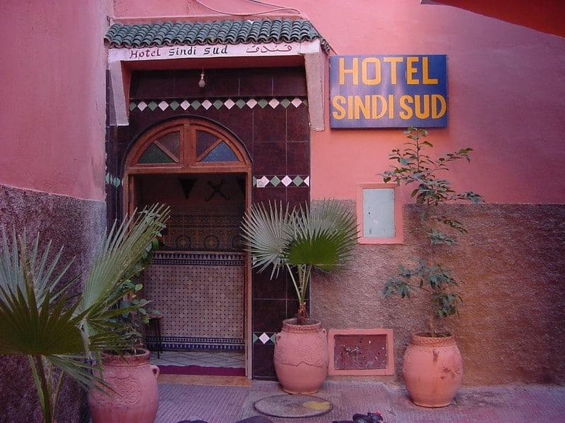 Hotel Sindi Sud en Marrakech