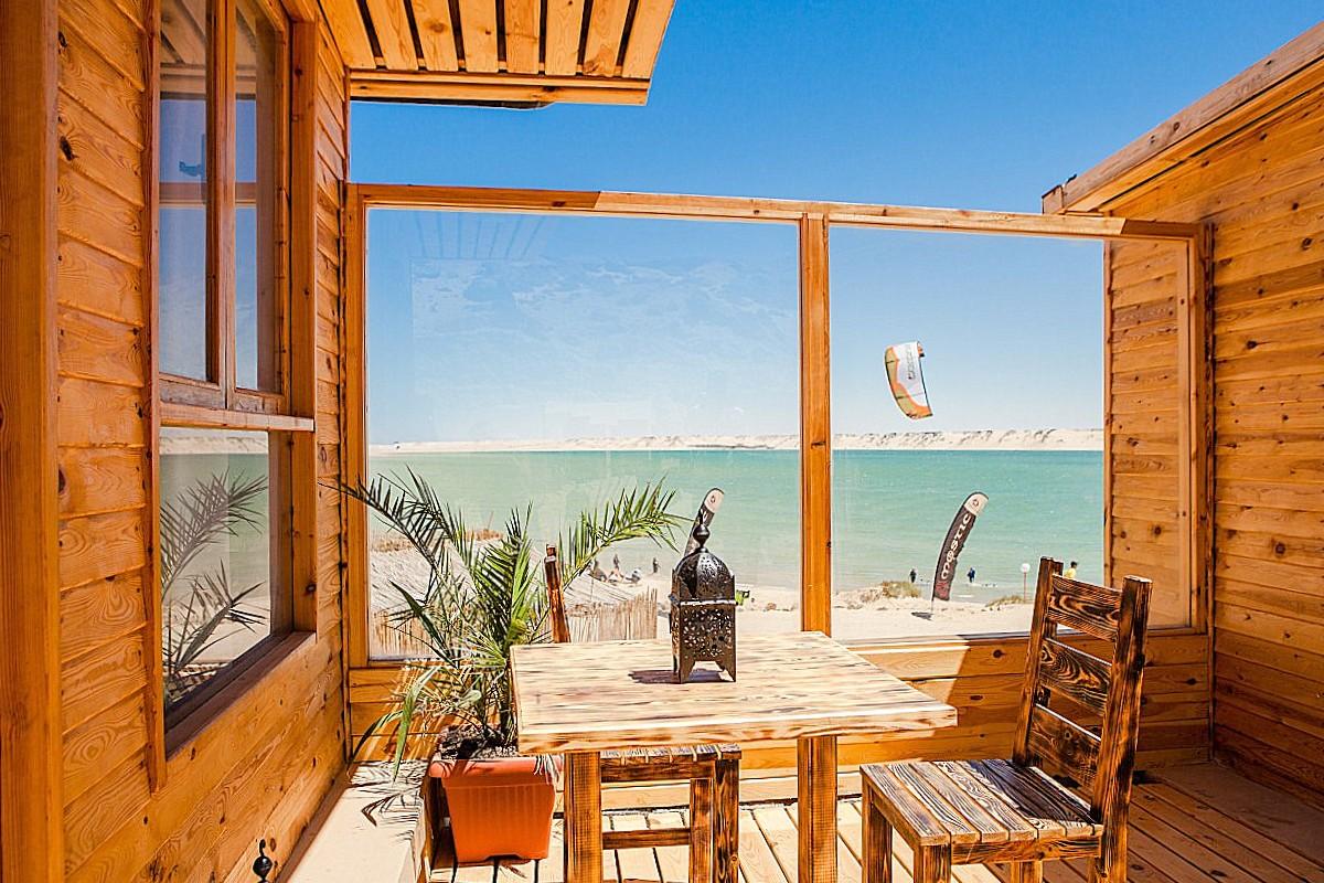 Hoteles en Dajla Marruecos