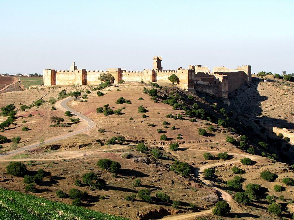 Kasbah Boulaouane Marruecos
