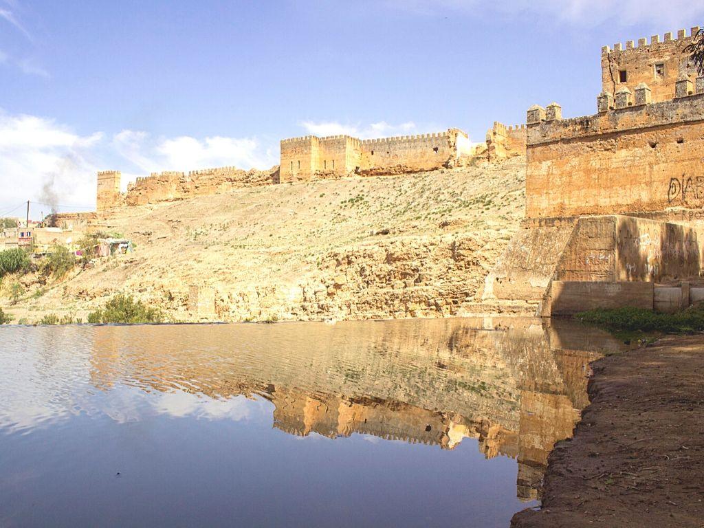 Kasbah Tadla Marruecos