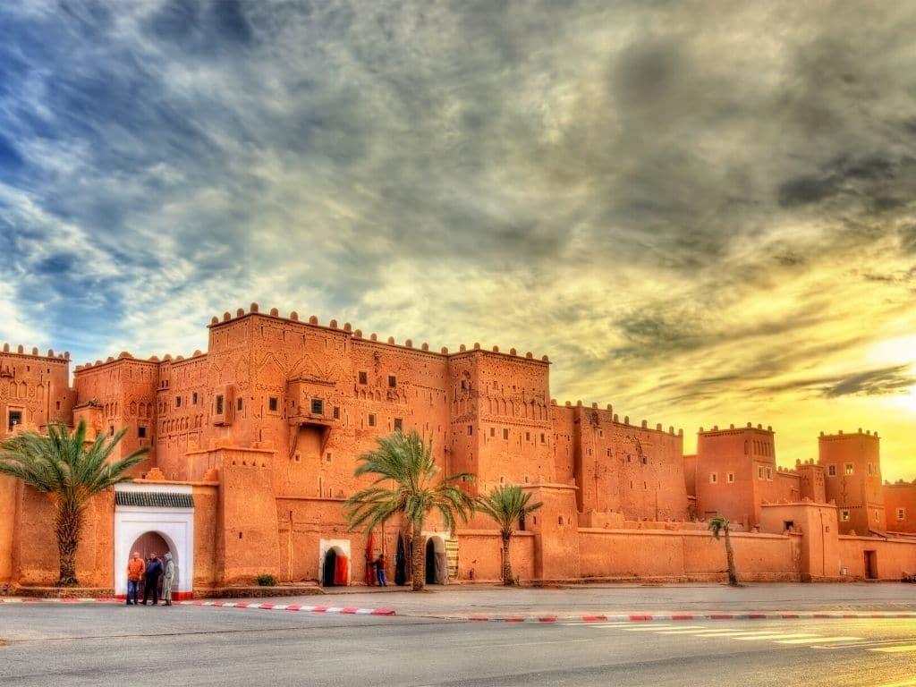 Día 4 – Ouarzazate – Oasis de Fint – Marrakech