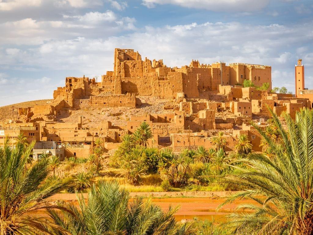 Kasbah Tifoultoute en Ouarzazate