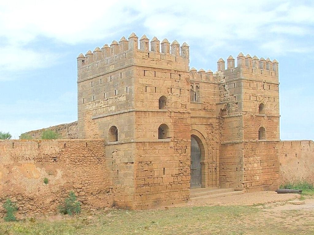 Kasbah de Mehdia Marruecos