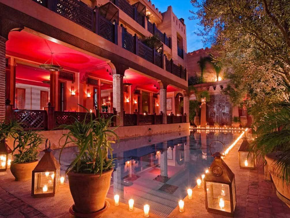 Hotel La Maison Arabe En Marrakech