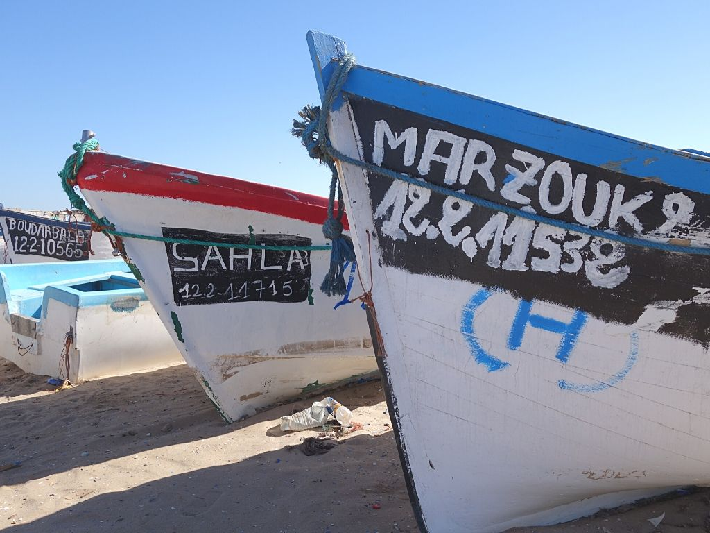 Lassarga Dajla Marruecos