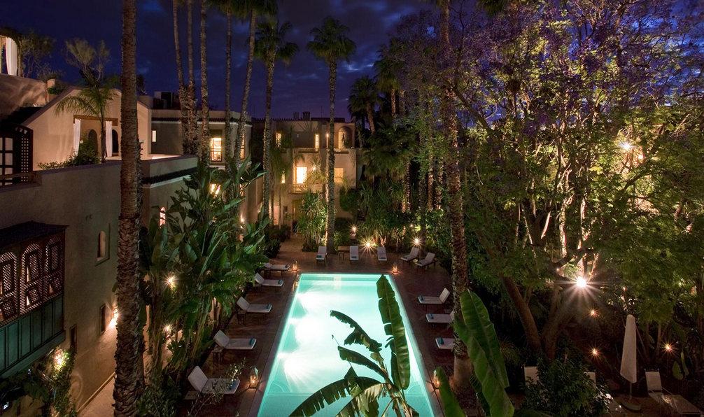 Hotel Les Jardins De La Medina En Marrakech