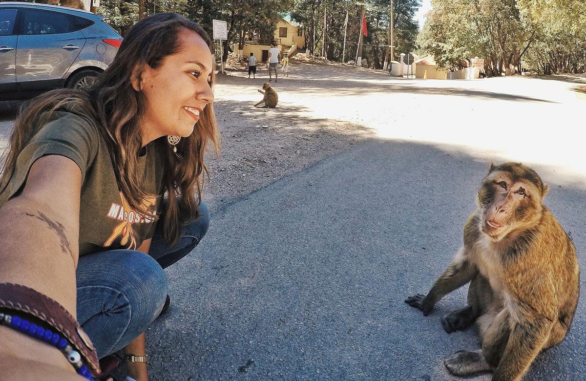 Mariel De Viaje Visita Marruecos Con Nosotros
