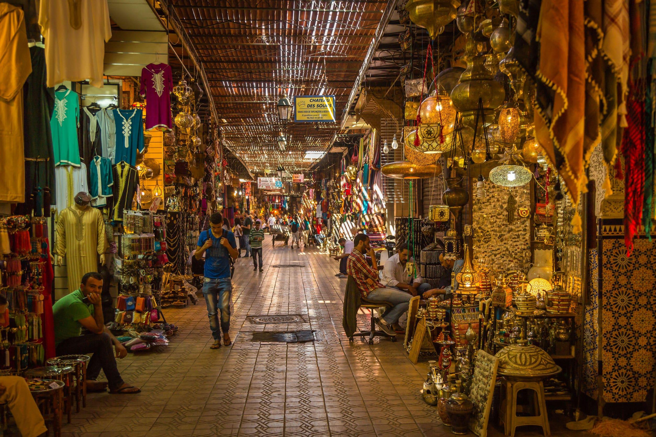 Ruta Marrakech y Essaouira » 5 días / 4 noches desde 331€ 2