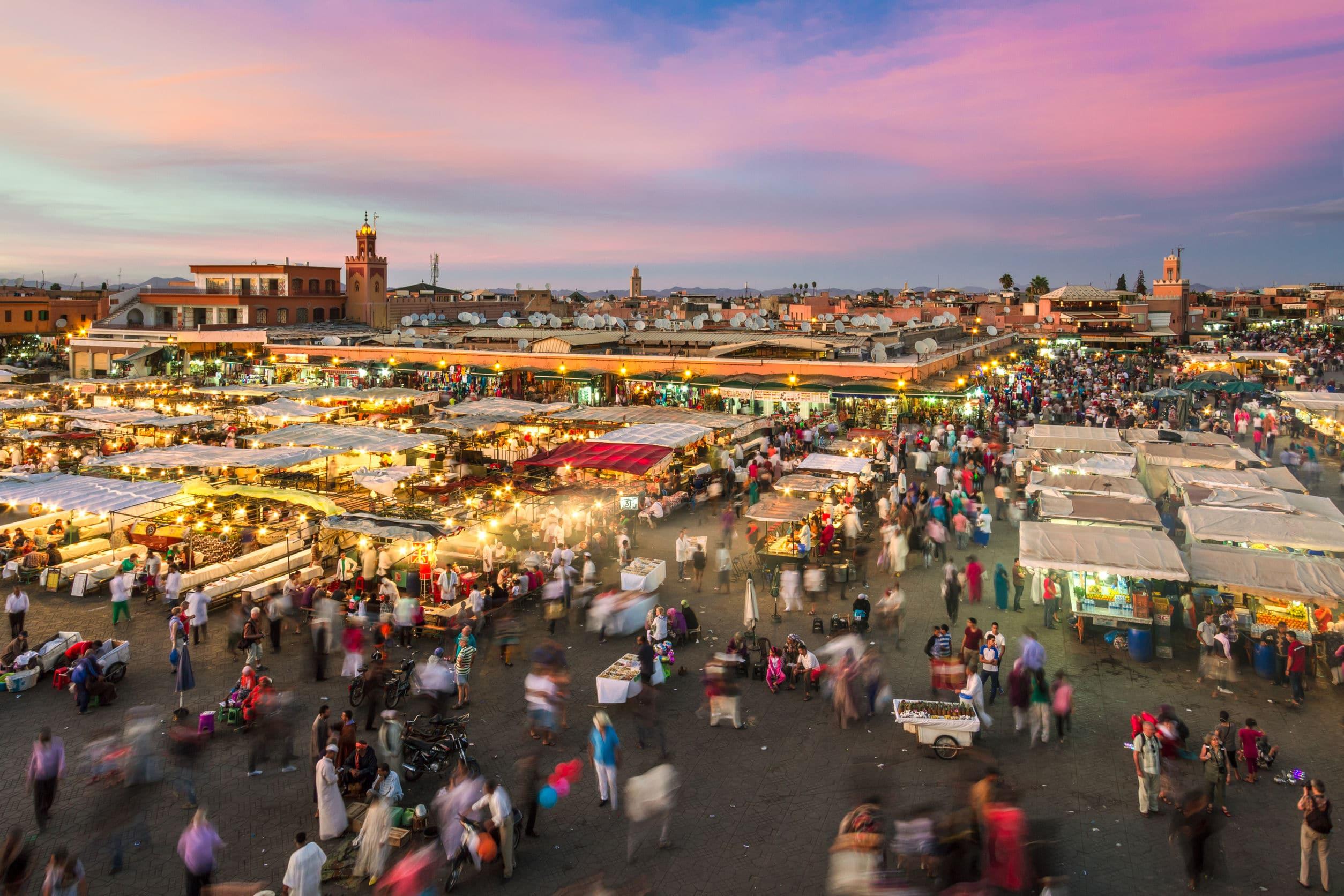 Ruta Marrakech y Essaouira 1