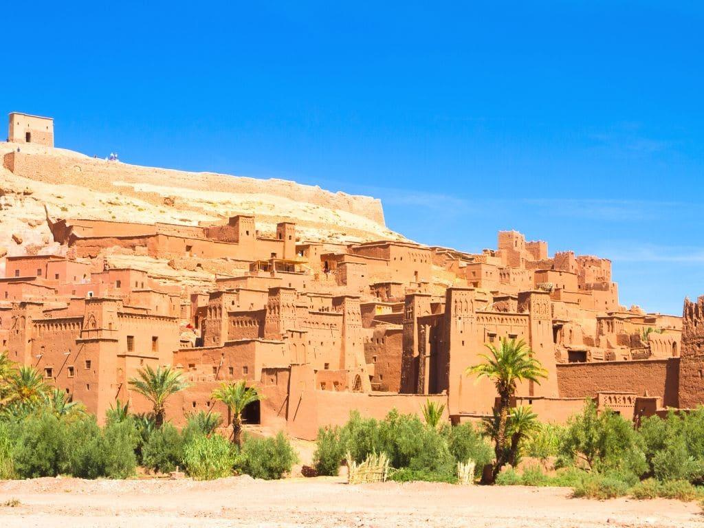 Marruecos es más grande que España