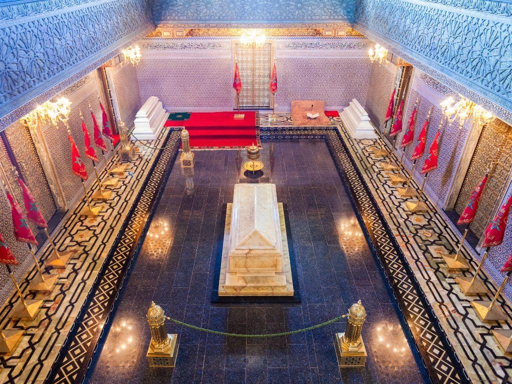 Mausoleo Real de Mohammed V