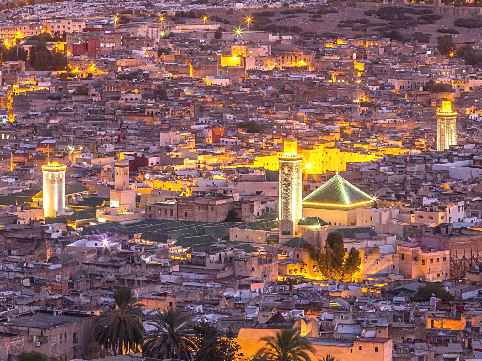 Qué es una Medina en Marruecos