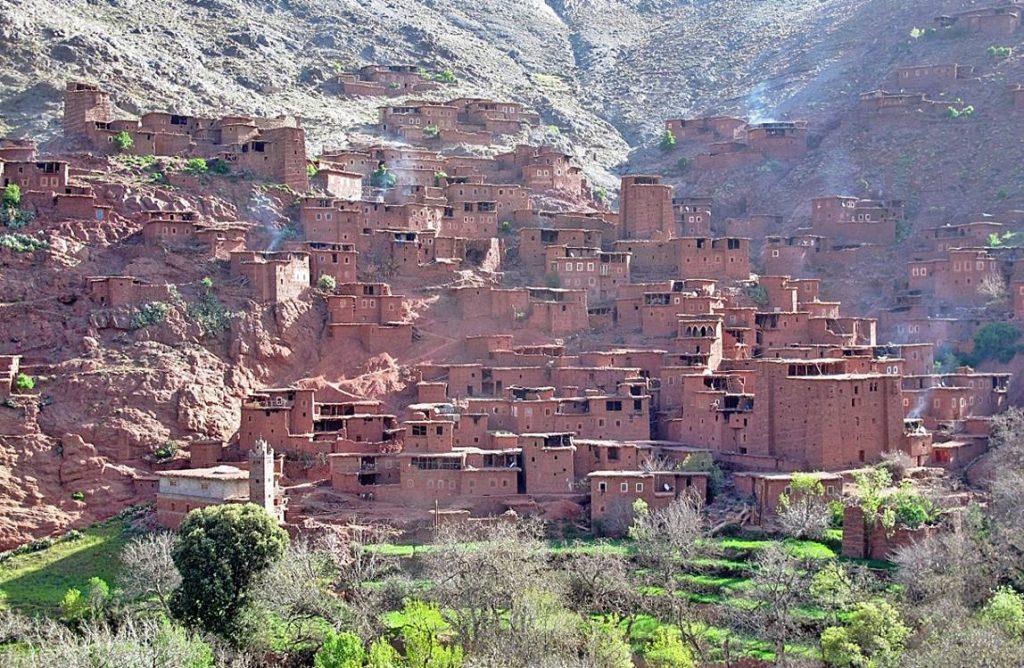 Megdaz Marruecos