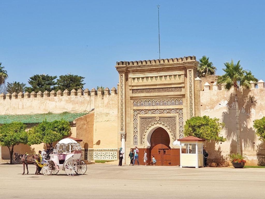 Meknes Marruecos