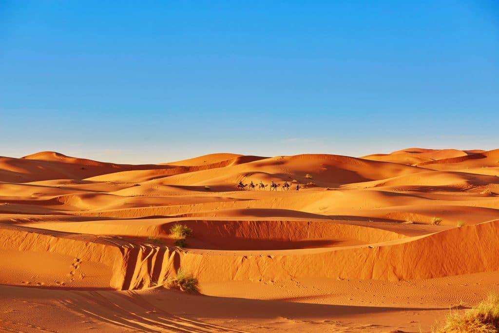 Guía para visitar Merzouga Marruecos