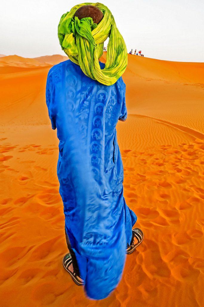 Merzouga Marruecos