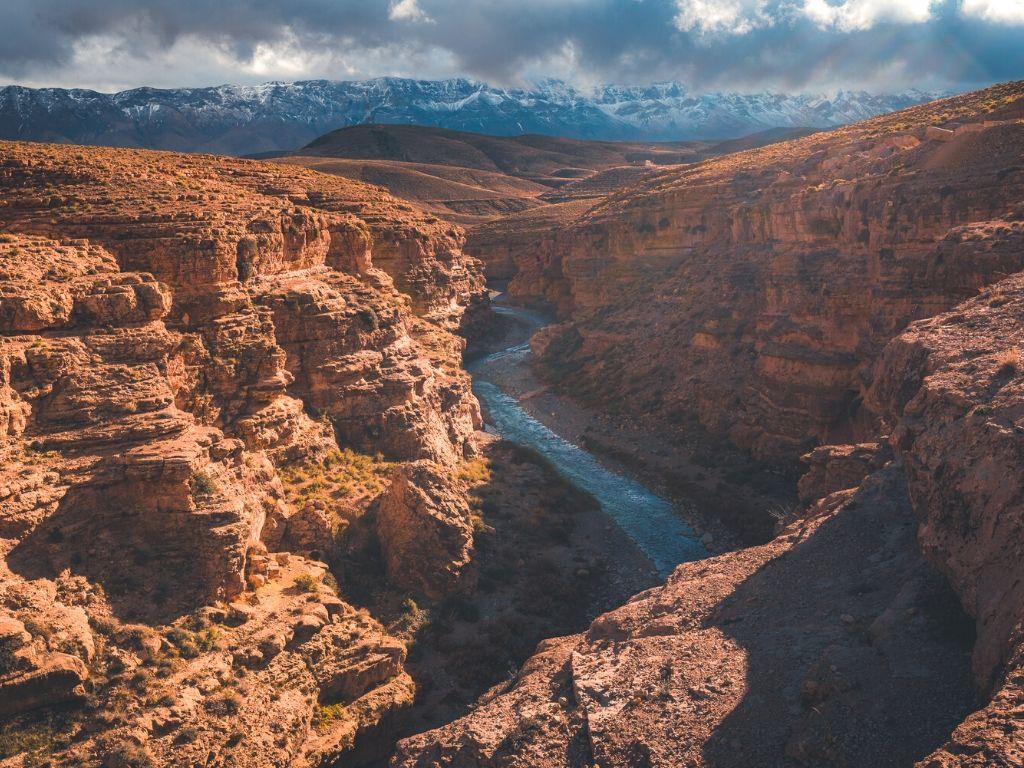 Midelt Marruecos