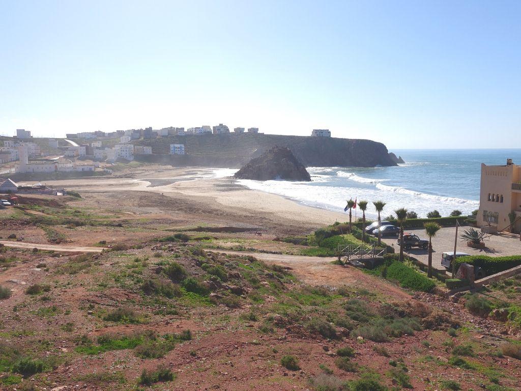 Mirleft Marruecos