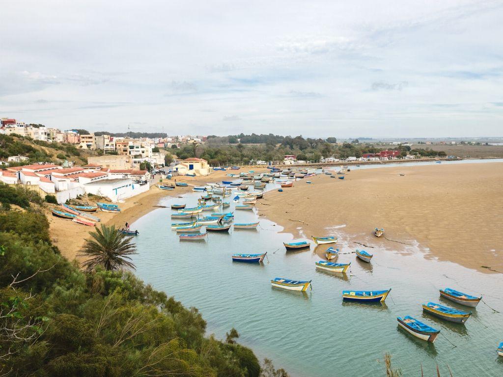 Moulay Bousselham Marruecos