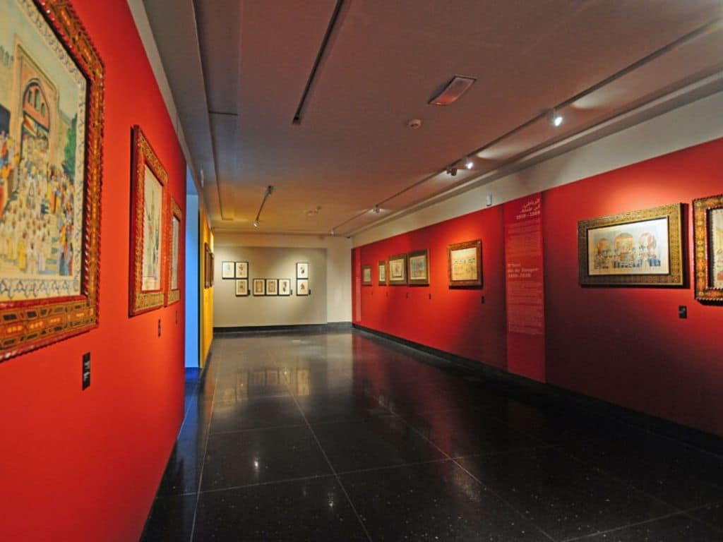 Museo Abderrahman Slaoui en Casablanca