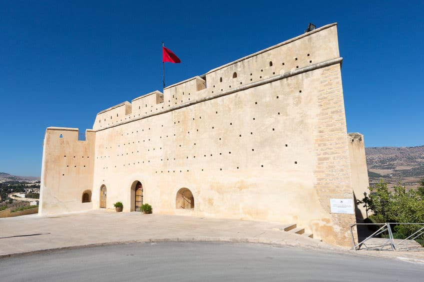 Museo de armas Borj Nord Fez Marruecos