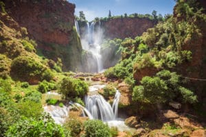Ouzoud Marruecos