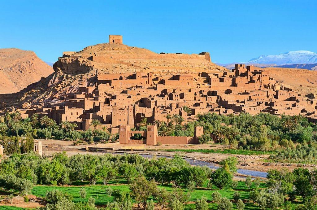 Guía para visitar Ouarzazate Marruecos