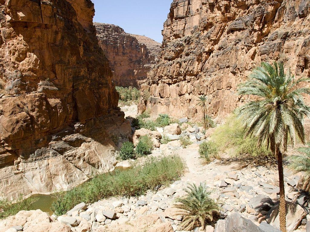 Oued Boulgour Marruecos