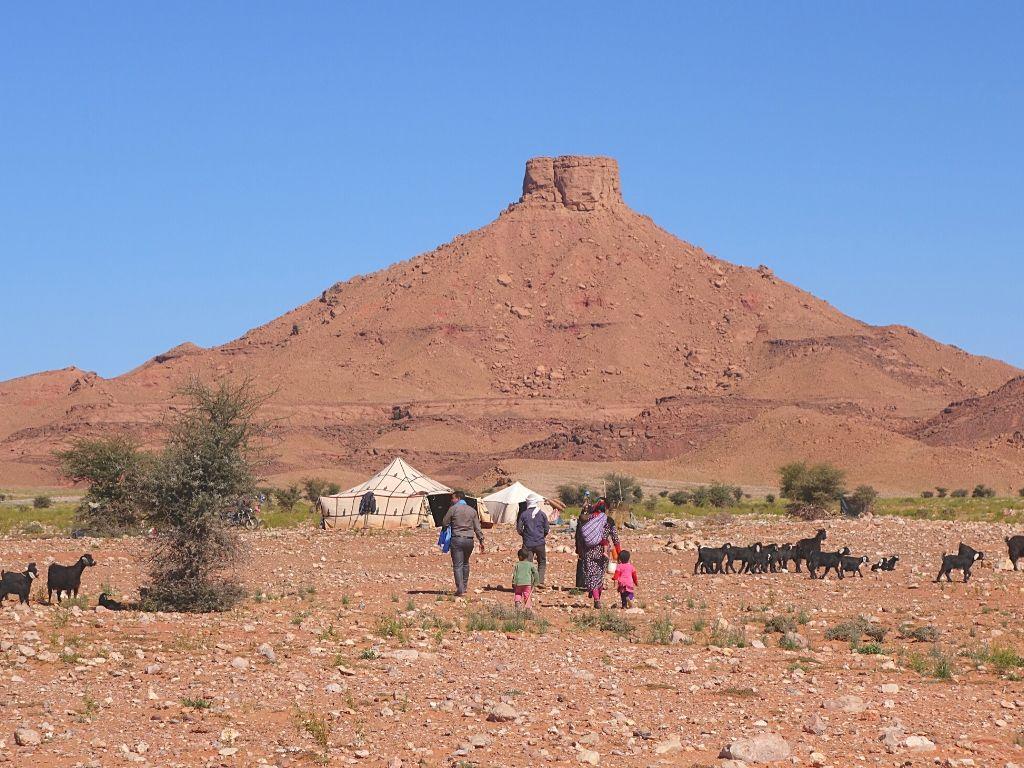 Ouzina Marruecos