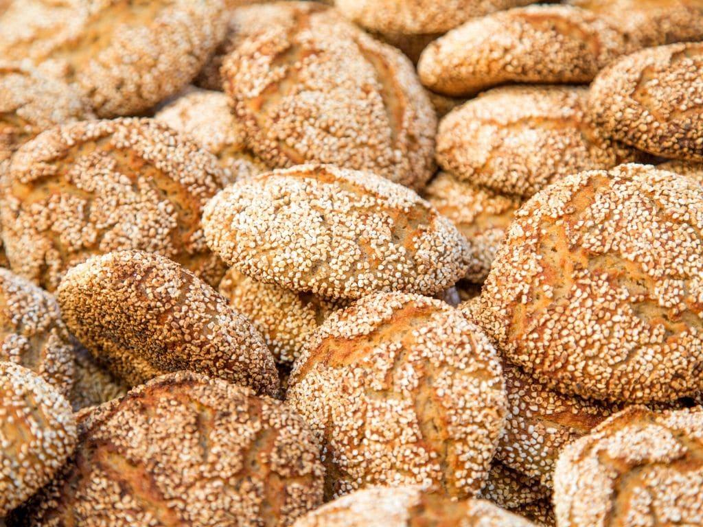 Pan de cebada de Marruecos