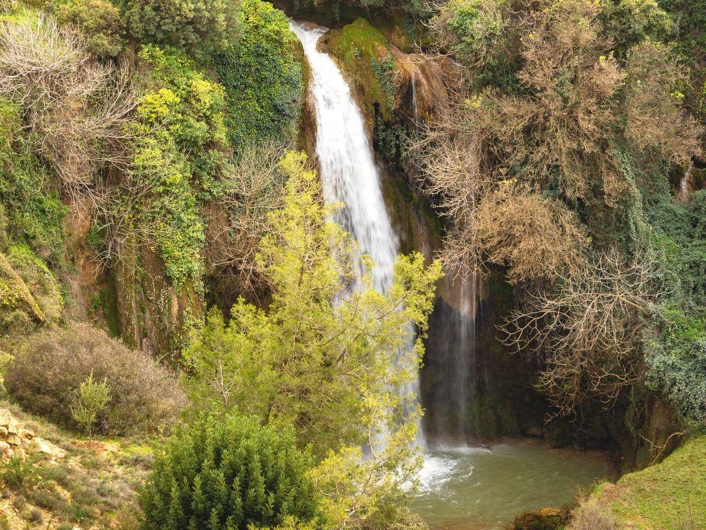 Parque Nacional Tazekka Marruecos