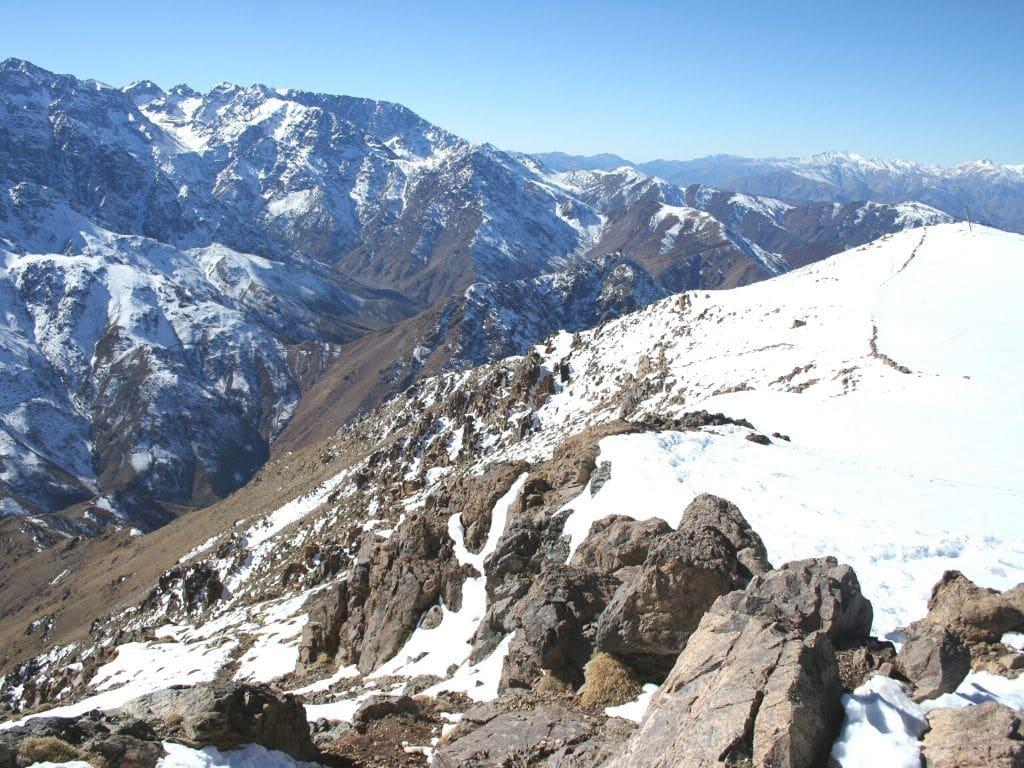 Parque Nacional Toubkal Marruecos