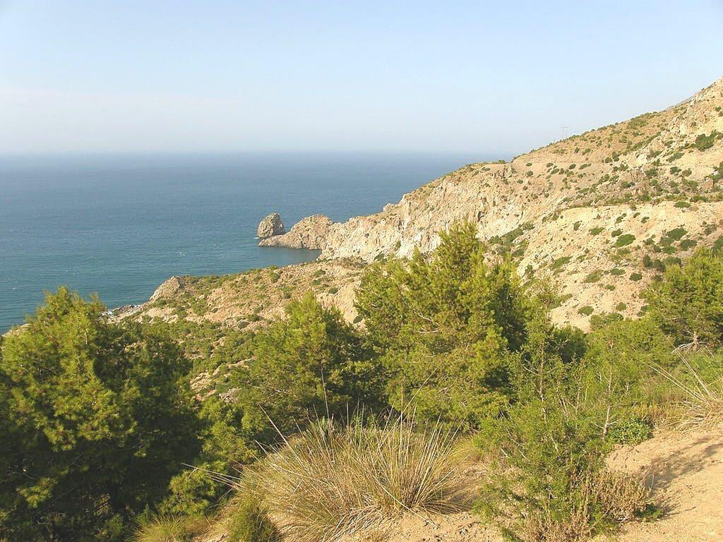Parque Nacional de Alhucemas en Marruecos