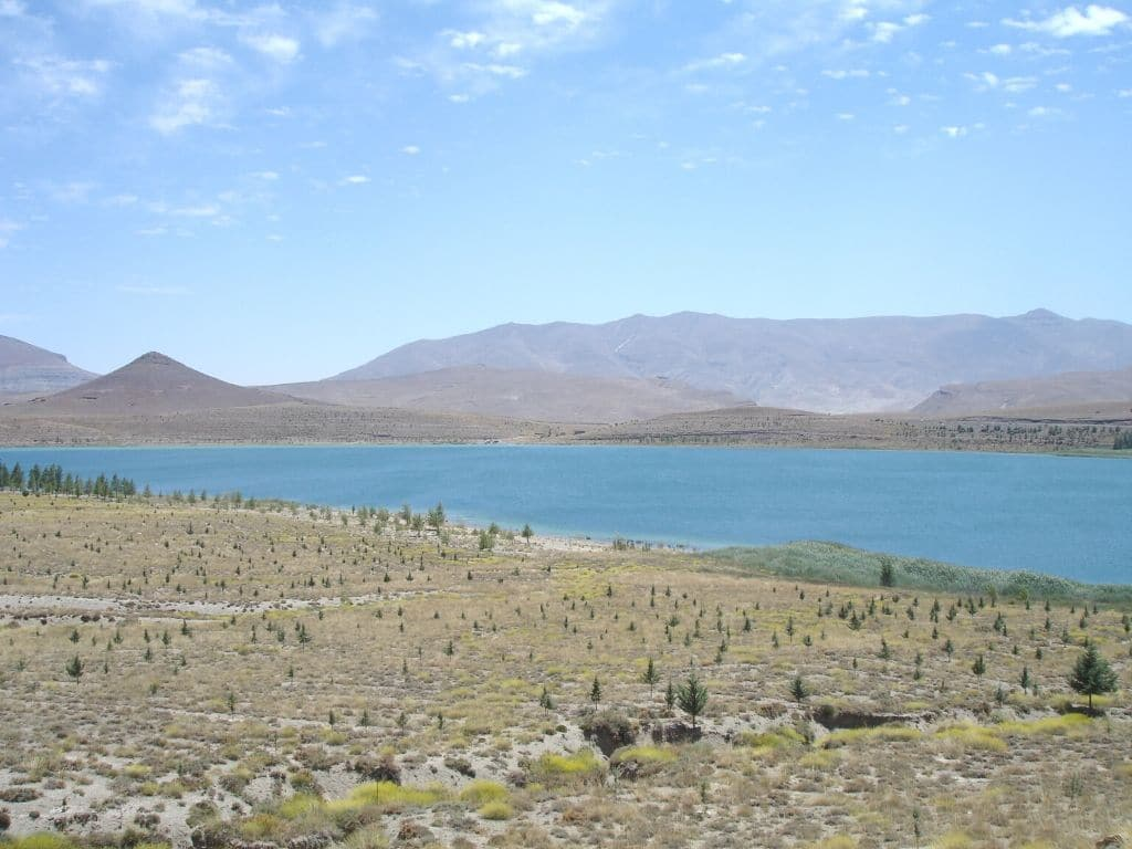 Parque Nacional del Alto Atlas Oriental Marruecos