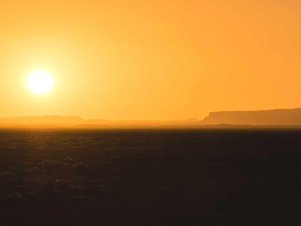 Parque nacional de Iriqui Marruecos