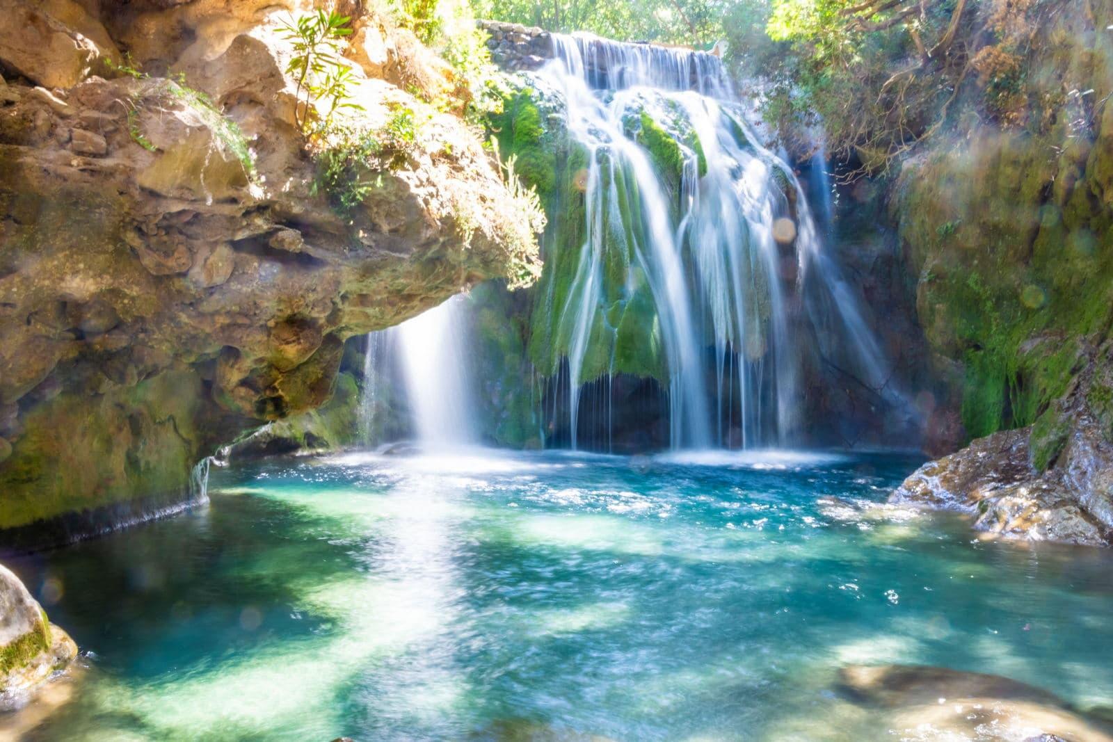 Parques nacionales de Marruecos