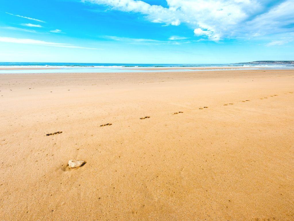 Playa Sidi Kaouki Marruecos 2