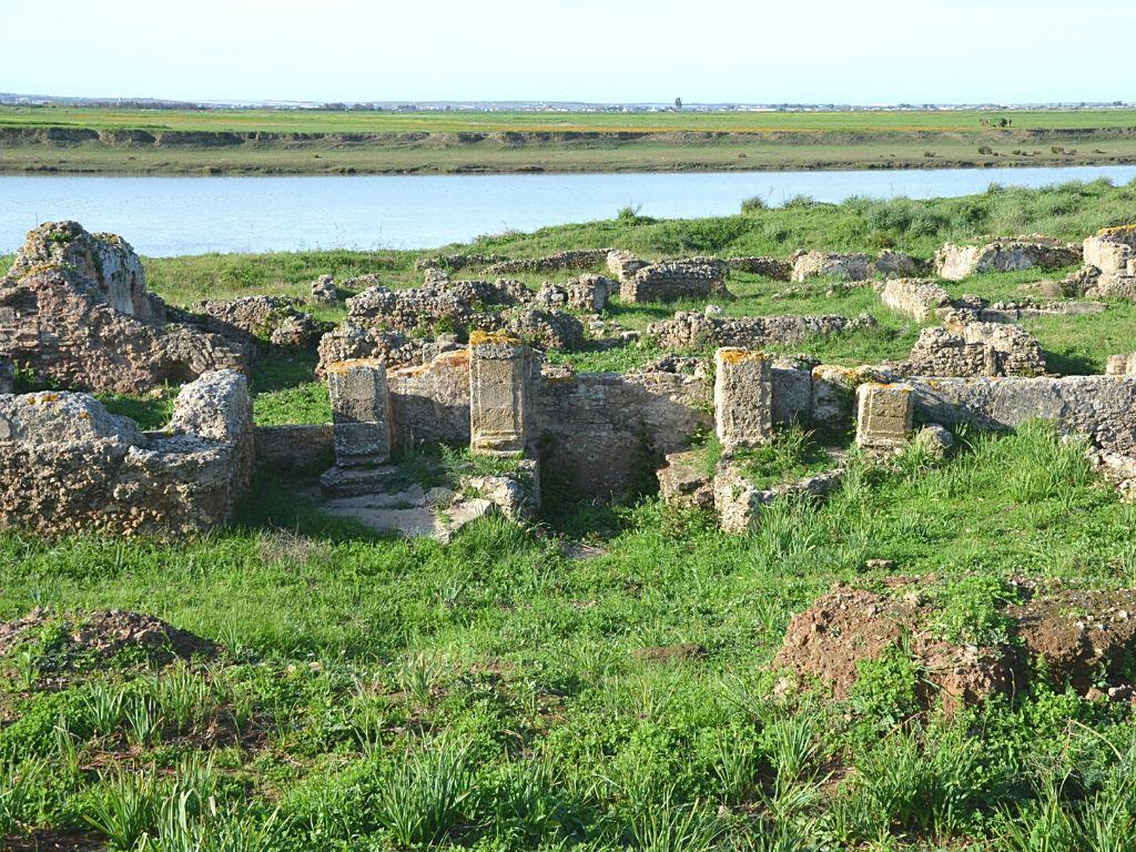 Puerto romano de Thamusida Marruecos