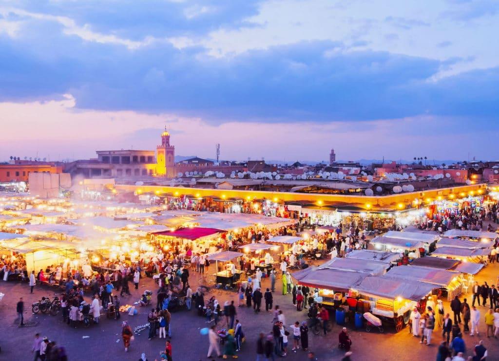 Guía para visitar Marrakech Marruecos