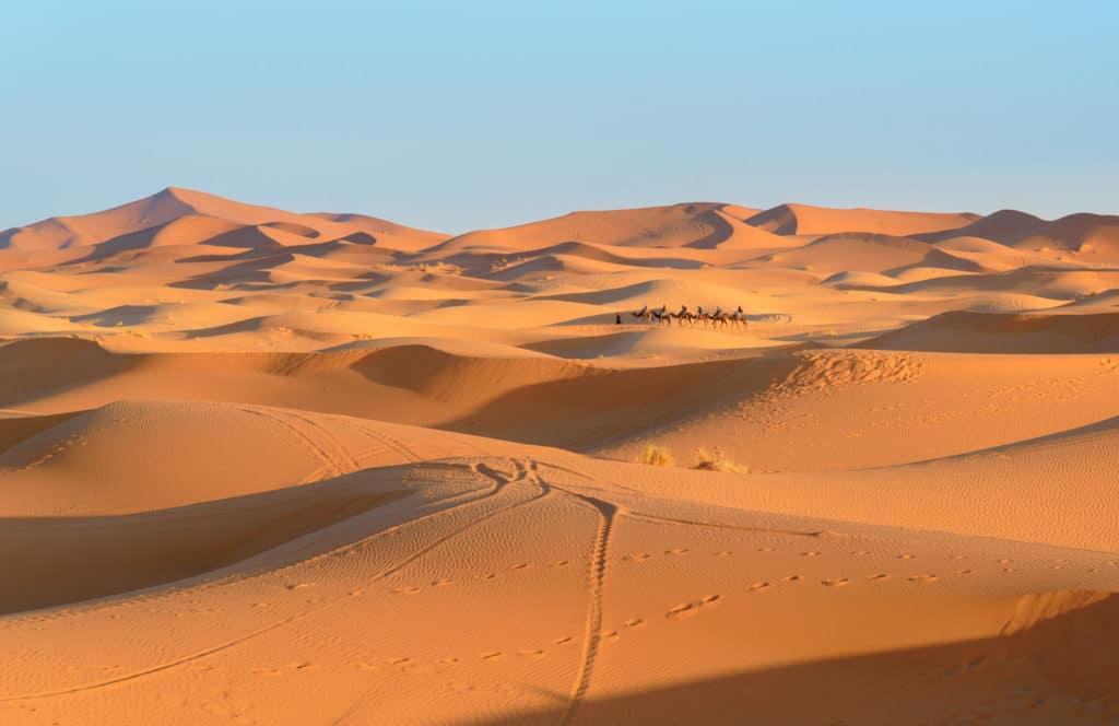 Ruta del Desierto de Merzouga » 5 días / 4 noches desde 313€