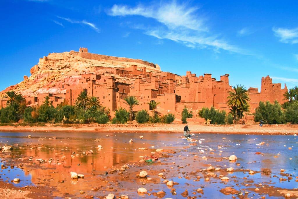 Día 2 - Marrakech – Ait Benhaddou – Zagora