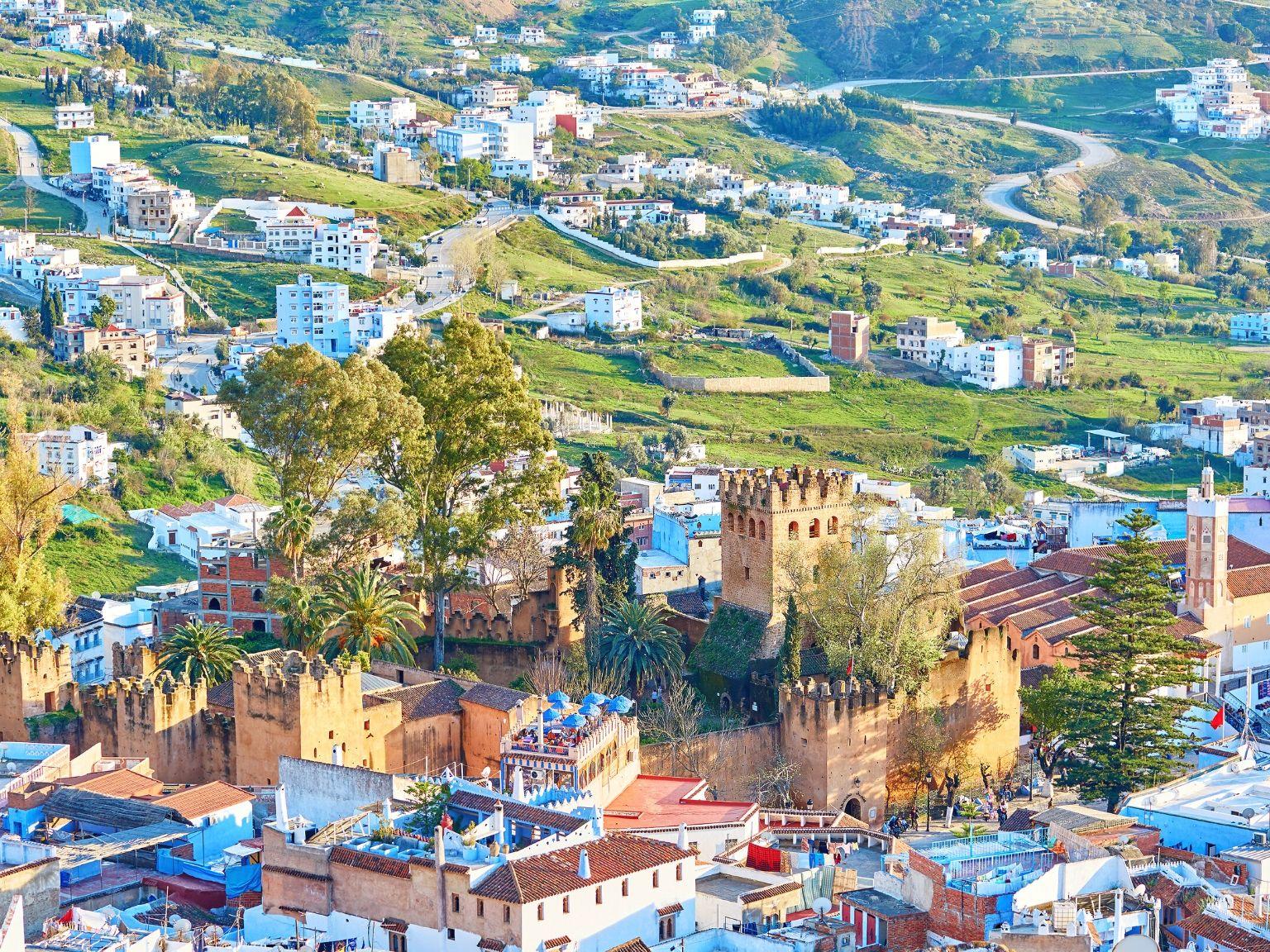Region Tanger-Tetuan-Alhucemas Marruecos
