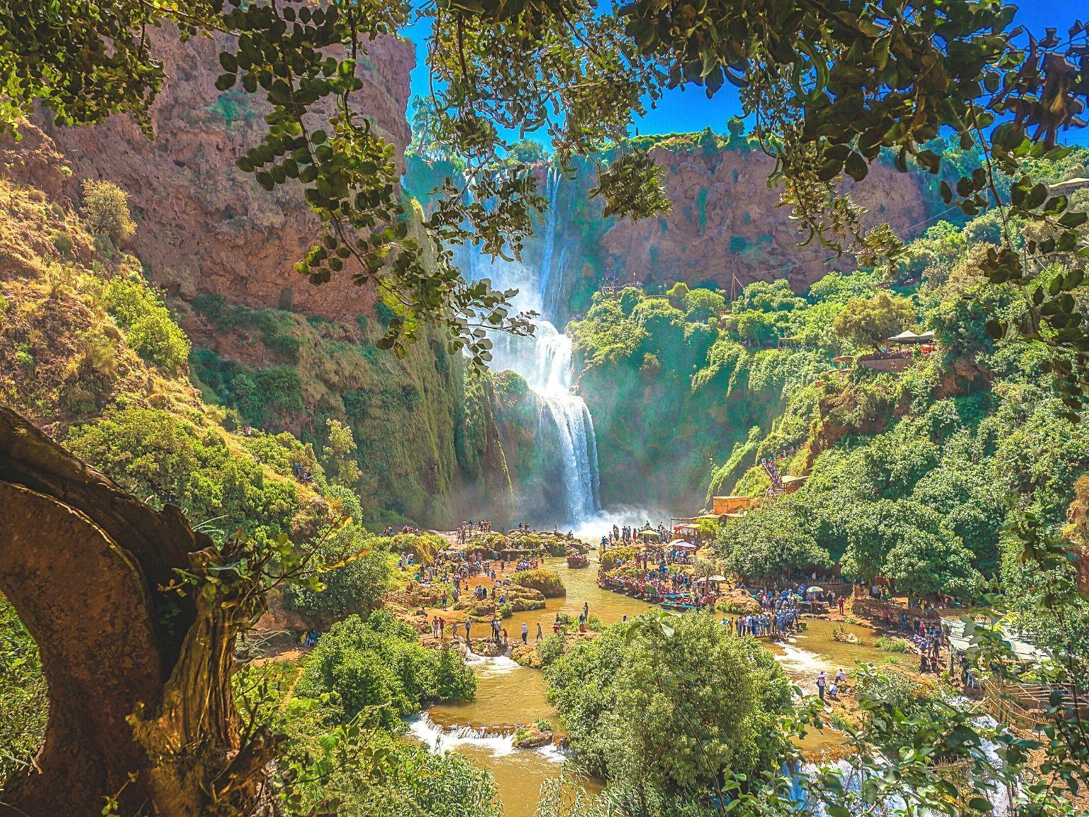 Region de Beni Melal-Jenifra Marruecos