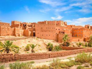 Region de Draa-Tafilalet en Marruecos