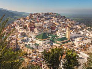 Medina de Moulay Idriss