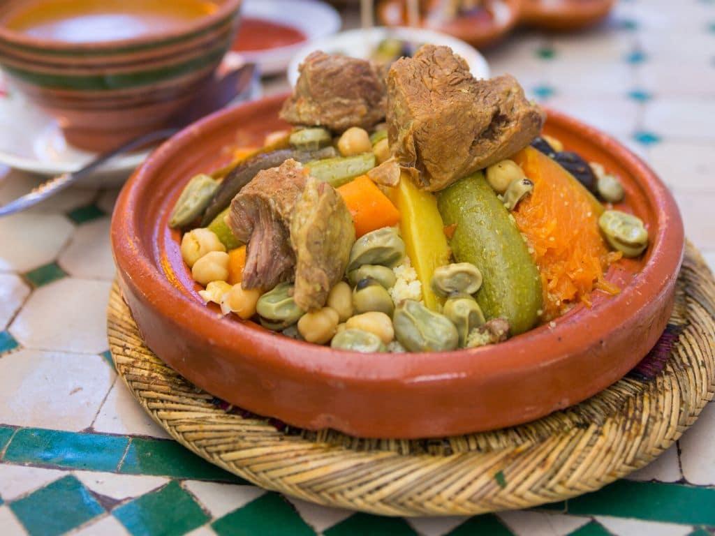 Restaurantes en Casablanca Marruecos